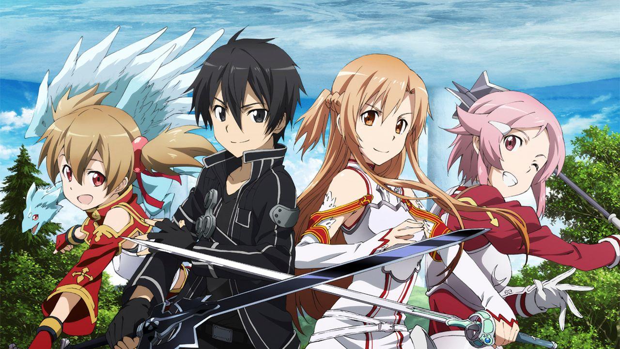Kirito. Sword Art Online. Comprar novelas ligeras.