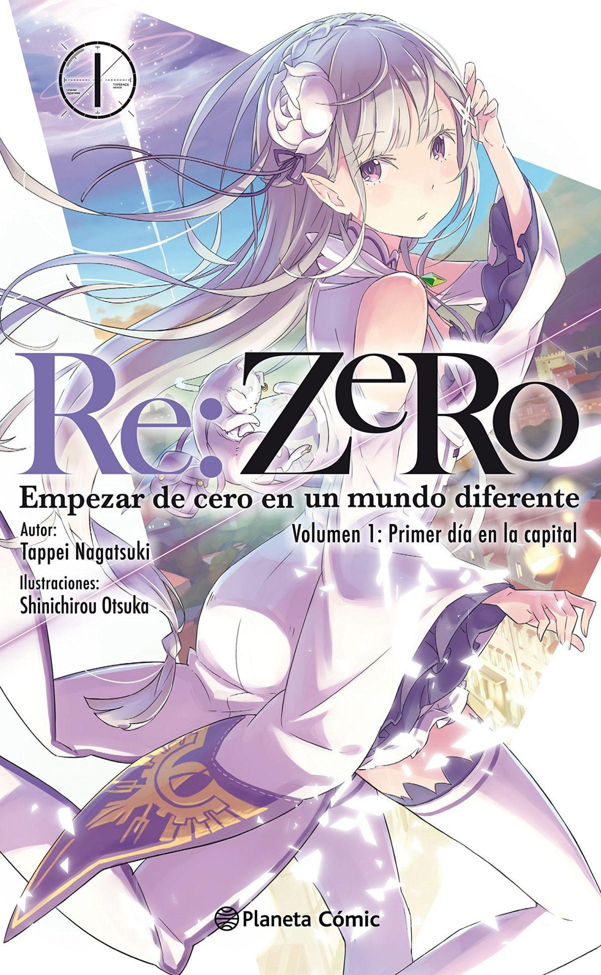 Lo que necesitas saber sobre las novelas ligeras de Re:Zero ✅ De qué tratan, y la historia de su publicación ⭐ Encuentra dónde comprar Re:Zero en español.