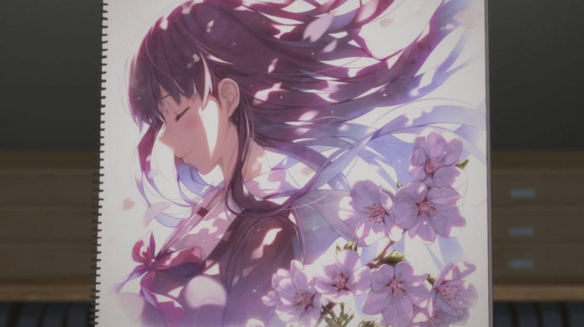 Vi hace poco Saekano y me enamoré de este anime ⭐ Aquí te cuento el motivo, y por qué deberías verla tú también. ✅ Opinión anime Saekano