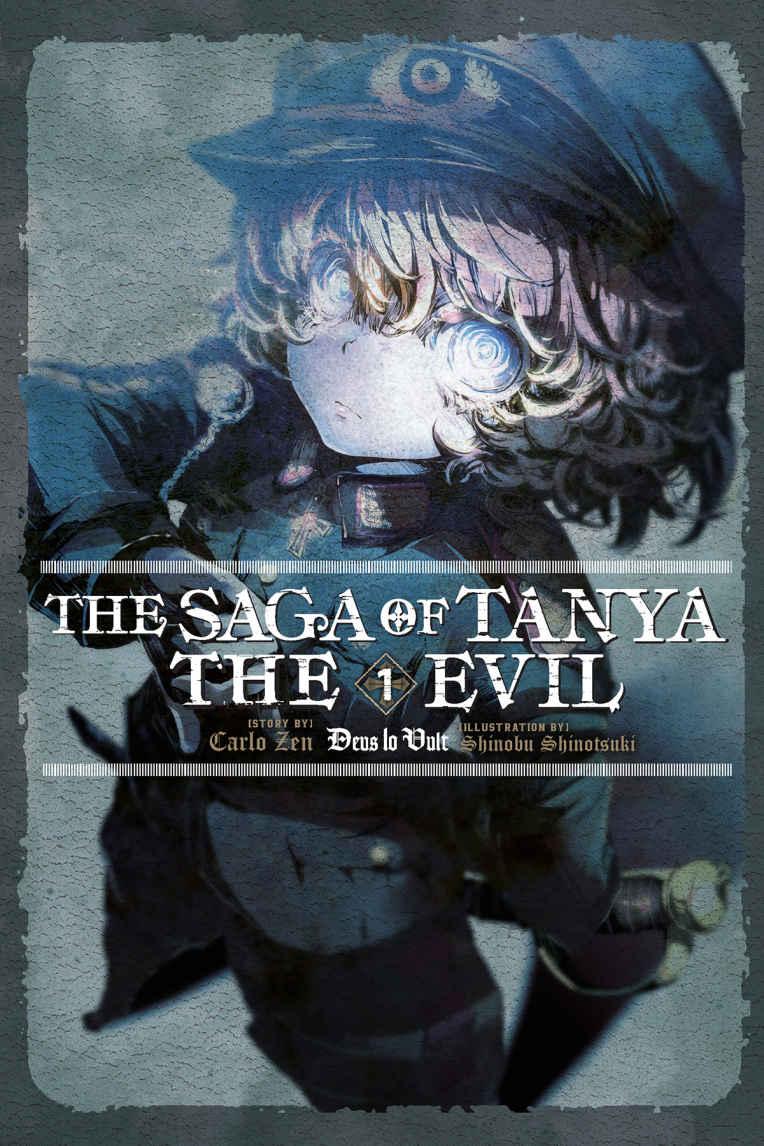 Toda la información disponible de las novelas ligeras de Youjo Senki ✅ Light novels bélicas The Saga of Tanya the Evil ⭐ Encuentra dónde comprar Youjo Senki