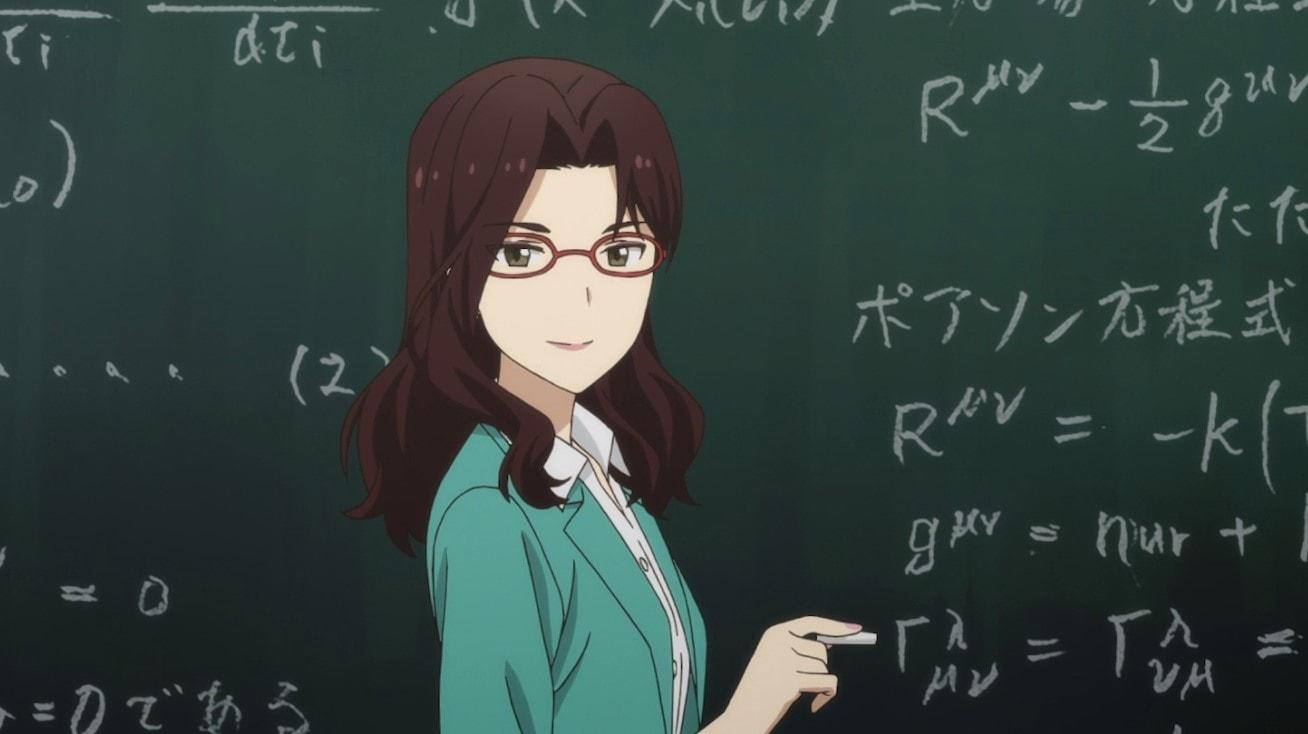 Yurika Imagawa anime YU-NO