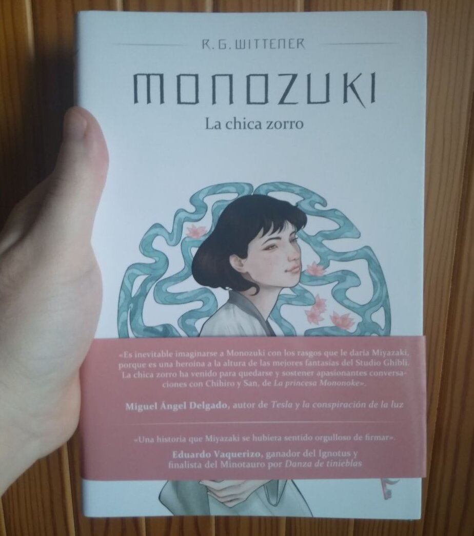 Monozuki, la chica zorro