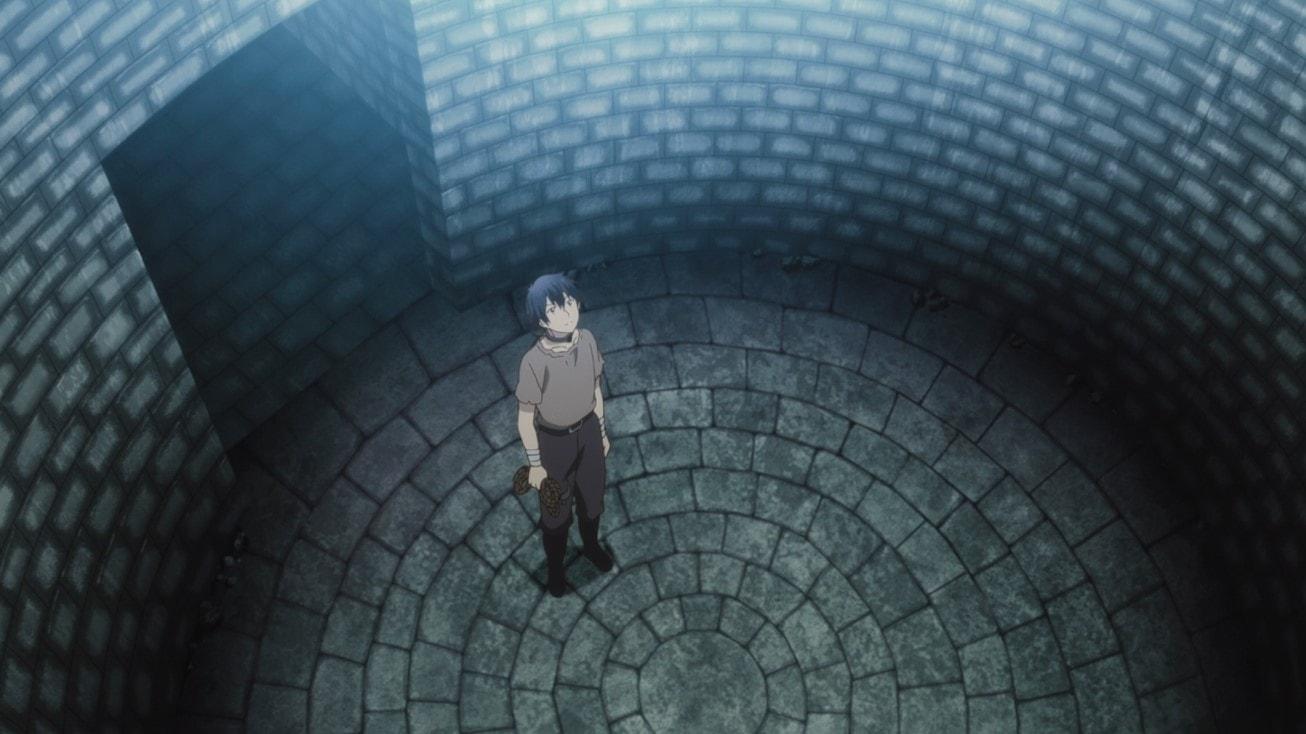 Pozo otro mundo Takuya Arima YU-NO