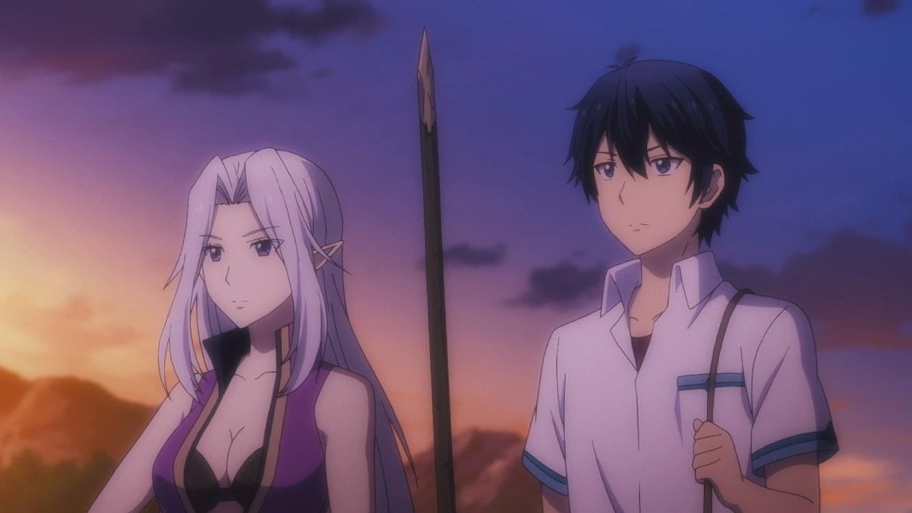 Takuya y Ailia