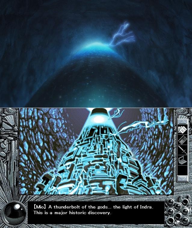 Torre de Indra YU-NO