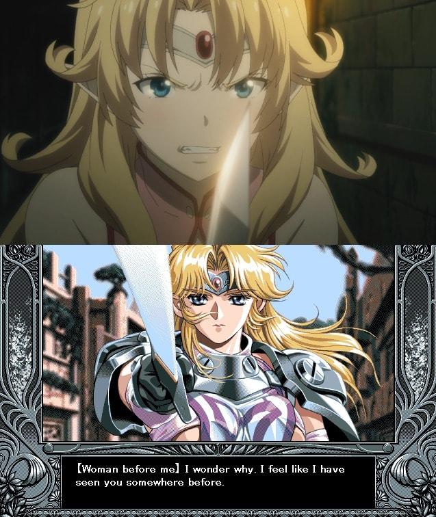 Yu-No adulta visual novel anime