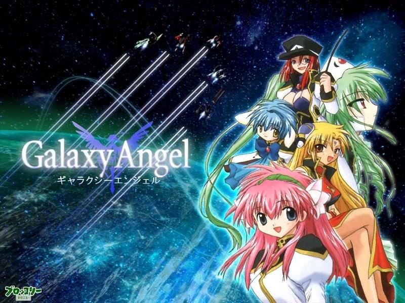 Galaxy Angel traducida por Sharin-Sub