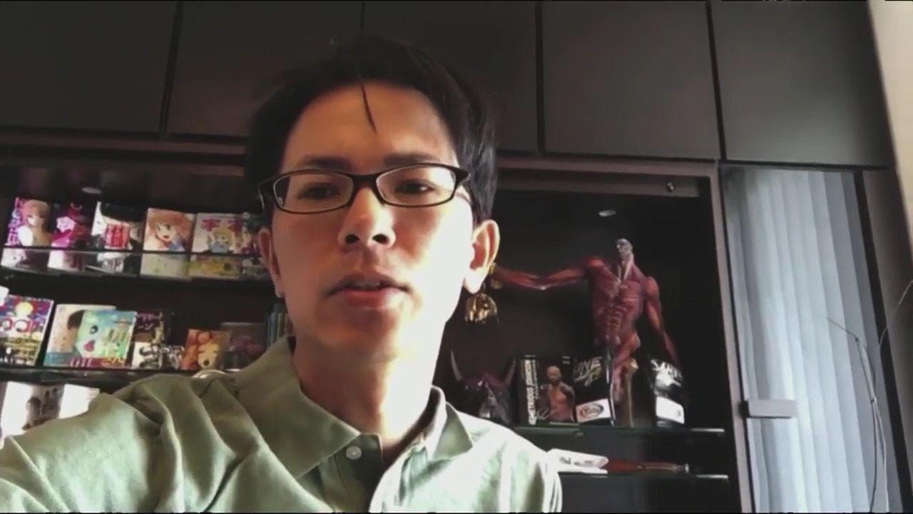 Hajime Isayama age20th