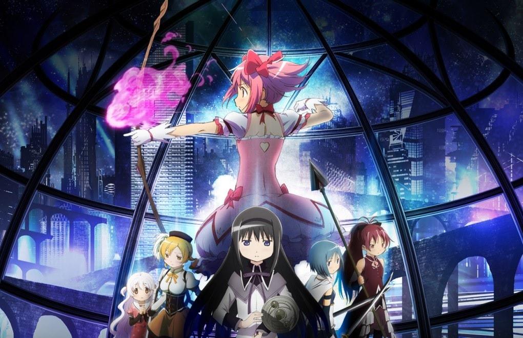 Puella Magi Madoka Magica: opinión anime