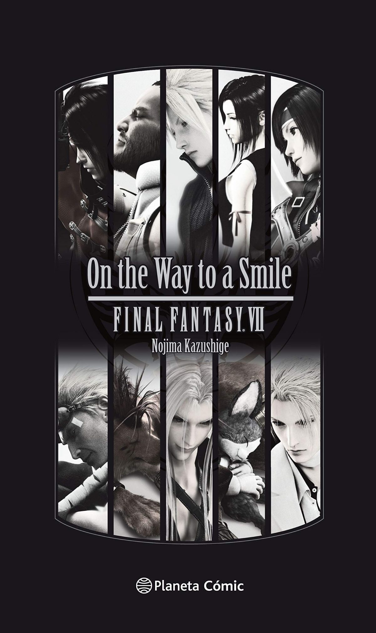 ▷ FINAL FANTASY VII: On the Way to a Smile | La inovela de FFVII ✅