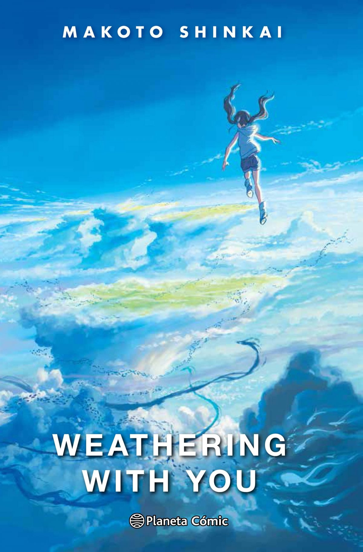 ▷ WEATHERING WITH YOU | La exitosa novela de Makoto Shinkai ✅