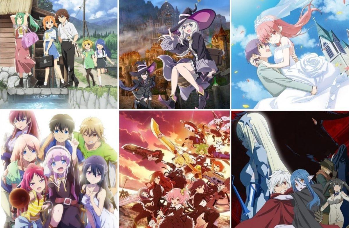 ▷ ESTRENOS ANIME Temporada OTOÑO 2020: toda la información ✅ La lista más completa de estrenos anime Temporada Otoño 2020 ✅ Los animes más esperados Fall 2020 ⭐ ¿Qué anime ver Temporada de Otoño 2020?