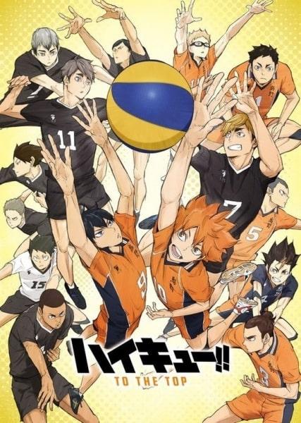 Haikyuu!!: To the Top 2nd Season segunda temporada estrenos anime otoño 2020