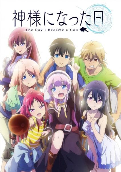 Kamisama ni Natta Hi (The Day I Become a God) Estrenos anime temporada otoño 2020