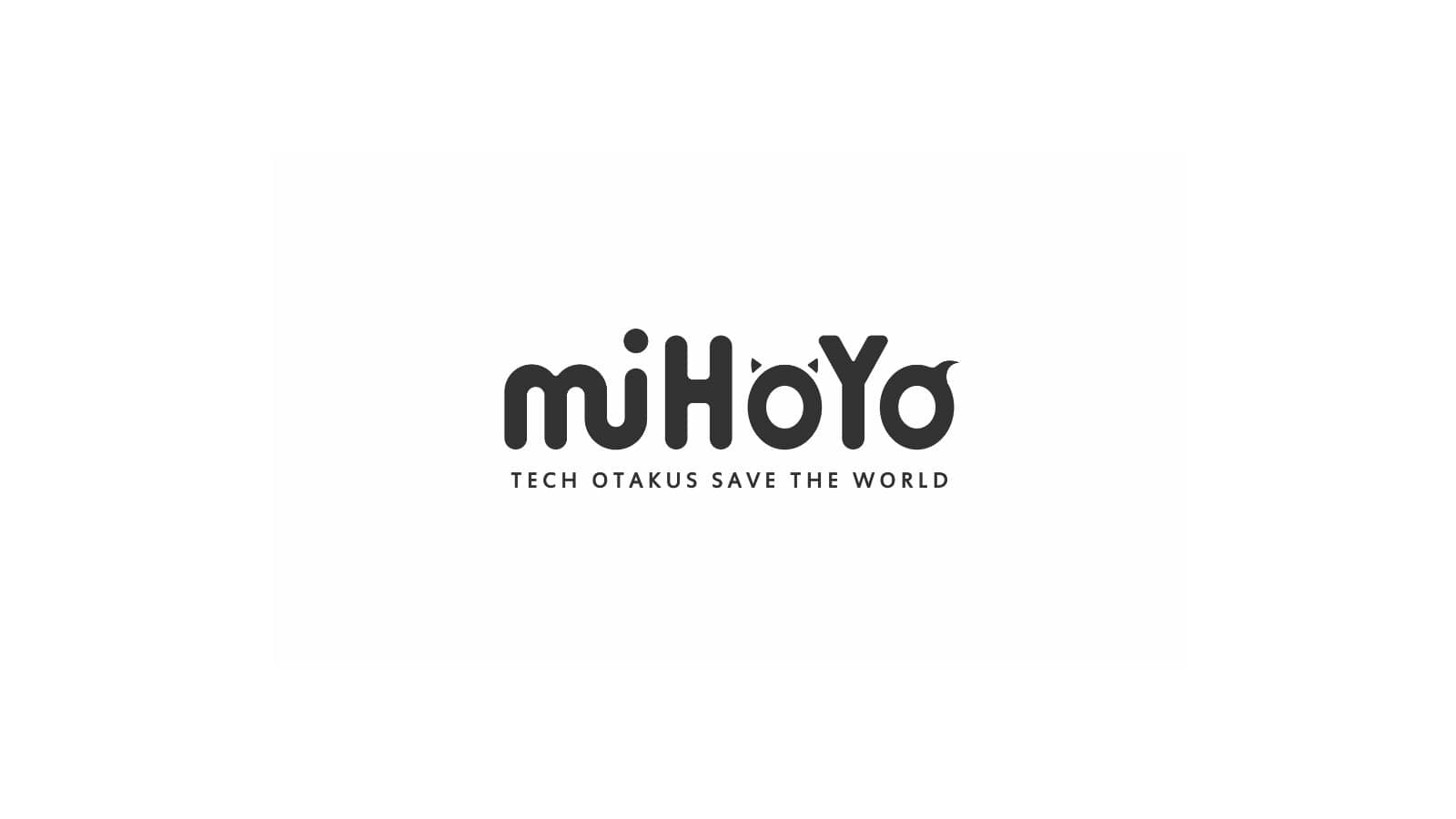 Logo de miHoYo, Tech Otakus Save the World