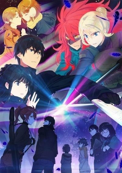 Mahouka Koukou no Rettousei Raihousha-hen Los mejores estrenos de anime otoño 2020