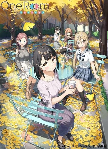 One Room Tercera Temporada ver anime