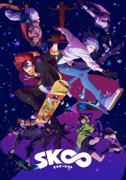 SK∞ anime invierno 2021 mejores estrenos anime guía completa, ¿qué ver esta temporada?