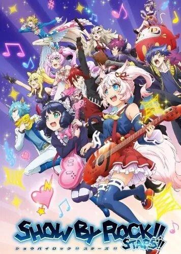 Show by Rock!! Stars!! La esperada nueva temporada que se estrena en invierno 2021