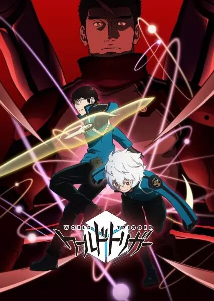 Segunda temporada World Trigger 2nd Season guía animes que ver en invierno 2021